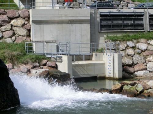 Centrale hydroélectrique de Bruckhäusl