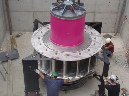 Hydro Power Plant Crampagna