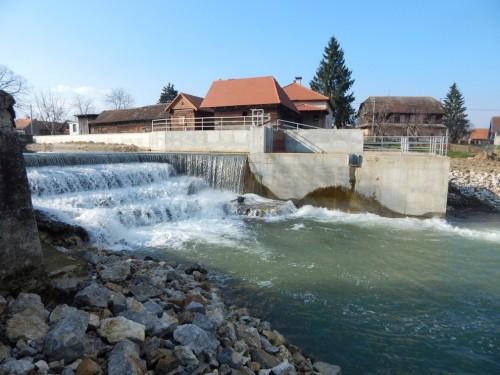 Centrale hydroélectrique de Klipić