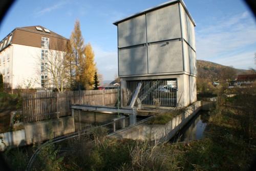 Centrale hydroélectrique de Lumpenmühle