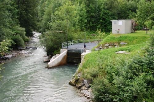 Hydro Power Plant Niederuntersberg, St. Johann im Pongau