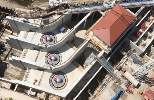 Hydro Power Plant Öblitz
