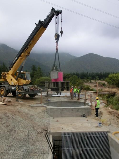Hydro Power Plant Purisima