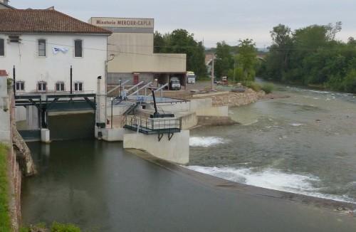Hydro Power Plant Saverdun